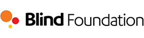 Blind Foundation logo
